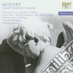 Mozart Wolfgang Amadeus - Messa In Do Minore cd musicale di Wolfgang Amadeus Mozart