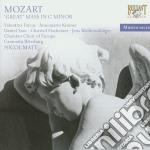 Grande messa in do minore cd musicale di Wolfgang Amadeus Mozart