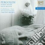Pergolesi Giovanni B. - Stabat Mater cd musicale di Pergolesi
