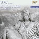 Verdi Giuseppe - Messa Da Requiem cd musicale di Verdi
