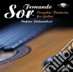 Complete fantasias for guitar cd musicale di Fernando Sor