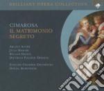 Cimarosa Domenico - Il Matrimonio Segreto  (3 Cd) cd musicale di Cimarosa