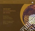 Mozart - La Clemenza Di Tito - Andre Post / Claudia Patacca cd musicale di Wolfgang Amadeus Mozart