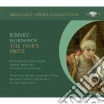 The tsar's bride cd musicale di Rimsky korsakov niko