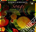 Songs complete cd musicale di Rimsky korsakov niko