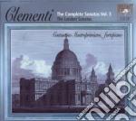 Clementi Muzio - Integrale Delle Sonate, Vol.3 - Sonate Londinesi  (3 Cd) cd musicale di Clementi