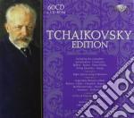 Tchaikovsky edition cd musicale di Ciaikovski pyotr il'