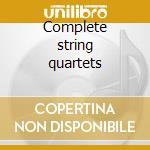 Complete string quartets cd musicale di Ciaikovski pyotr il'