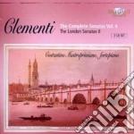 The complete sonatas vol.iv cd musicale di Muzio Clementi