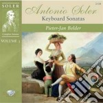 Keyboard sonatas vol. 3 cd musicale di Antonio Soler