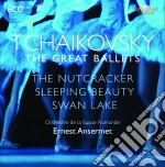 The great ballets cd musicale di Tchaikovsky