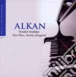 Piano works cd musicale di Alkan charles valent