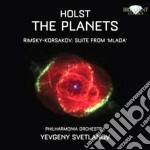 Holst Gustav - The Planets Op.32 cd musicale di Gustav Holst