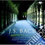 Motets cd musicale di Johann Sebastian Bach