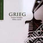 Piano works cd musicale di Edvard Grieg