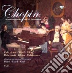His contemporaries and his instruments cd musicale di Fryderyk Chopin