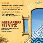 Lalo Edouard - Sinfonia Spagnola cd musicale di Edouard Lalo