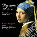 Passionate baroque arias cd musicale di Miscellanee