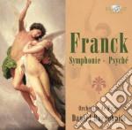 Franck César - Symphonie · Psyché cd musicale di C+sar Franck