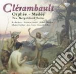 Clerambault Louis-nicolas - Orfeo - Medea, Due Suite Per Clavicembalo cd musicale di Louis-ni Clerambault