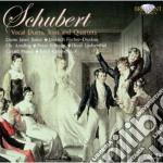 Duette terzette quartette cd musicale di Franz Schubert