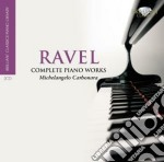 Complete piano works cd musicale di Maurice Ravel