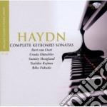Complete keyboard sonatas cd musicale di Haydn franz joseph