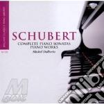 Complete piano sonatas cd musicale di Franz Schubert