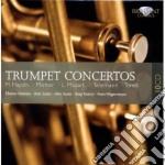 Trumpet concertos cd musicale di Miscellanee