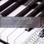 Concerti per pianoforte cd musicale di Miscellanee