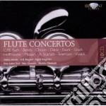 Flute concertos cd musicale di Miscellanee