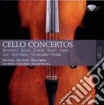 Concerti per violoncello cd musicale di Miscellanee