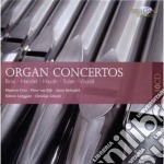 Organ concertos cd musicale di Miscellanee