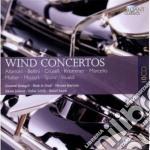 Wind concertos cd musicale di Miscellanee