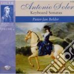 Complete keyboard sonatas - volume 4 cd musicale di Antonio Soler
