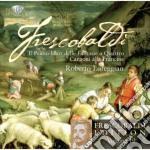 Vol. 10 il primo libro delle fantasie a cd musicale di Gerolamo Frescobaldi