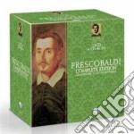 Frescobaldi complete edition cd musicale di Gerolamo Frescobaldi