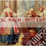 Bach Johann Christian - Arie Da Concerto: Ebben Si Vada... Io Ti Lascio, Sventurata, In Van Mi Legno cd musicale di Bach johann christia