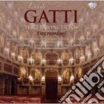 Luigi Gatti - Tre Concerti cd musicale di Luigi Gatti