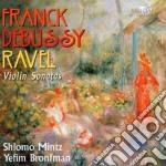 Franck César - Sonata Per Violino In La Maggiore cd musicale di Miscellanee