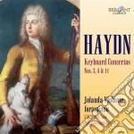 Haydn Franz Joseph - Concerti Per Fortepiano Nn.3, 4, 11 cd musicale di Haydn franz joseph