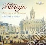 Bustijn Pieter - Suites Per Clavicembalo cd musicale di Pieter Bustijn