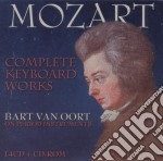 Complete pianoforte works cd musicale di Wolfgang Amadeus Mozart