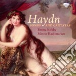 Songs and cantatas cd musicale di Haydn franz joseph