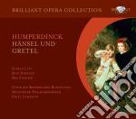 H�nsel und gretel cd musicale di Hengelbe Humperdinck