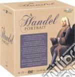 A handel portrait cd musicale di Handel georg friedri