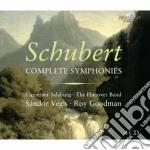 Complete symphonies cd musicale di Franz Schubert