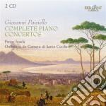 Complete piano concertos cd musicale di Giovanni Paisiello