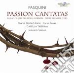 Pasquini Bernardo - Cantate Della Passione cd musicale di Bernardo Pasquini