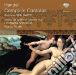 Handel Georg Friedrich - Integrale Delle Cantate Vol.3 cd musicale di Handel georg friedri